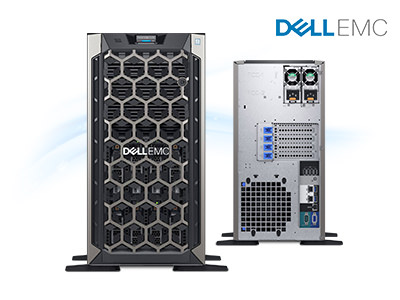 Máy chủ DellEMC Poweredge T340 đáp ứng nhu cầu mở rộng cho Doanh nghiệp đang phát triển.