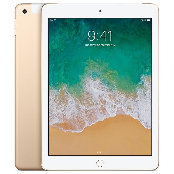 iPad Wi-Fi 128GB - Gold (MRJP2ZA/A)