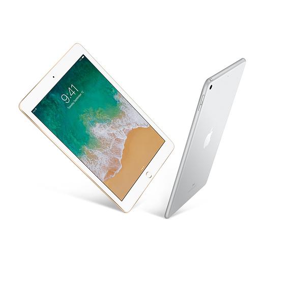 iPad Wi-Fi + Cellular 128GB - Silver (MR732ZA/A)