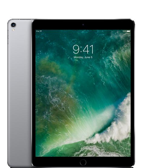10.5-inch iPad Pro Wi-Fi + Cellular 64GB - Space Grey (MQEY2ZA/A)