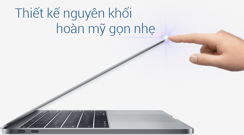 13-inch MacBook Pro: 2.3GHz dual-core i5, 256GB - Silver(MPXU2SA/A)