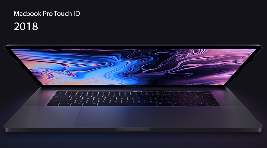 13-inch MacBook Pro with Touch Bar: 2.3GHz quad-core 8th-generation IntelCorei5 processor, 256GB - Space Grey(MR9Q2SA/A)