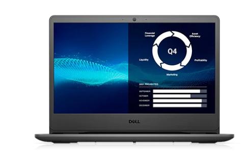 Máy tính xách tay Dell V3401 - 70227394 Black