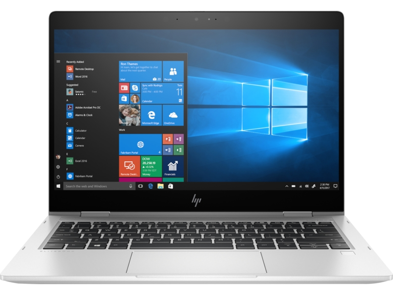 Máy tính xách tay HP EliteBook x360 1030 G4 6MJ72AV
