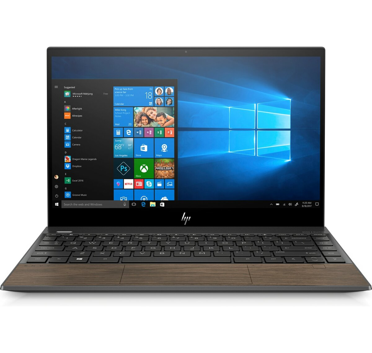 Máy tính xách tay HP ENVY 13-aq1048TU 8XS70PA