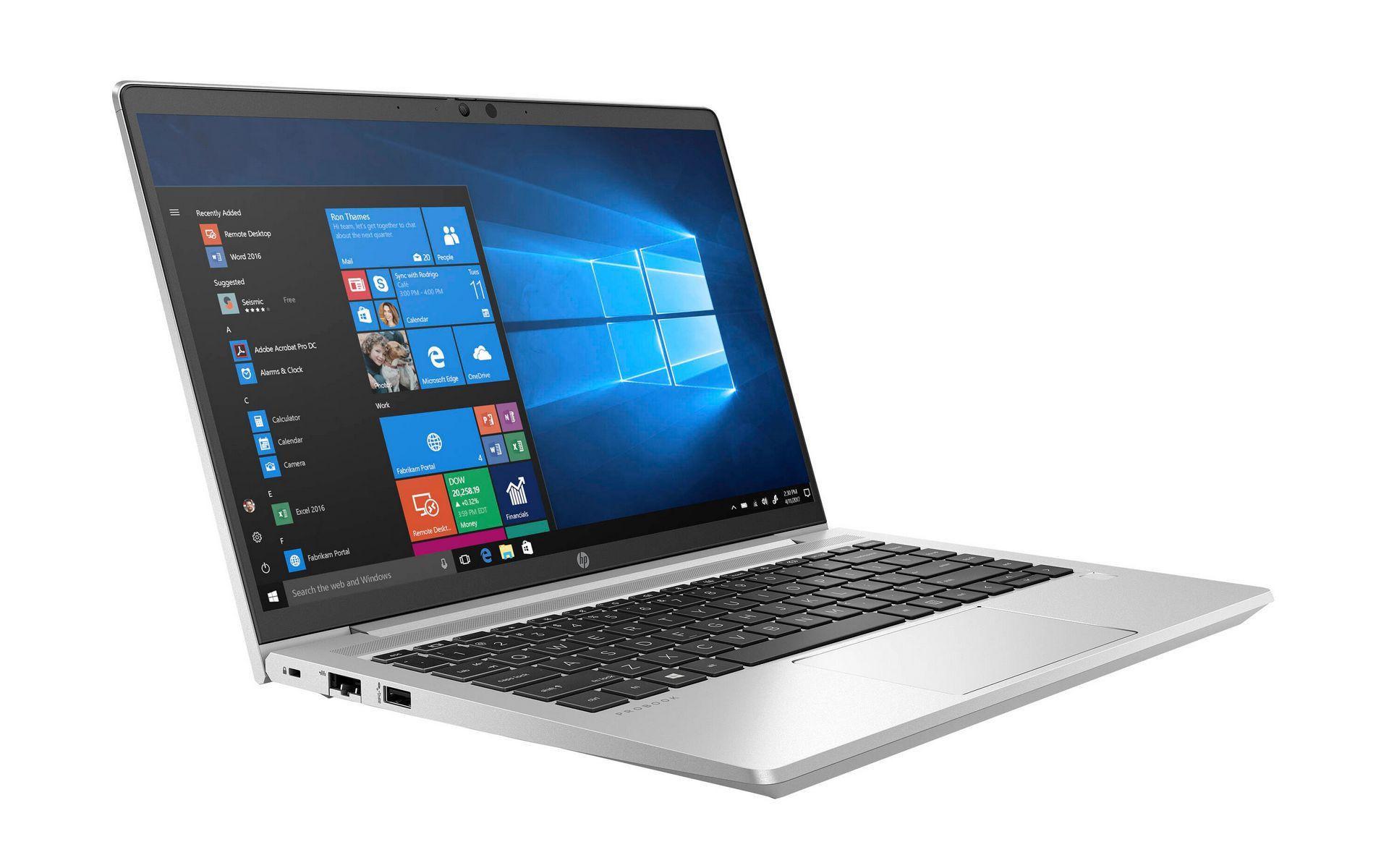 Máy tính xách tay HP Probook 440 G8 - 2Z6J6PA
