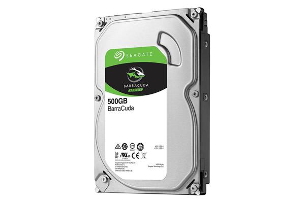 Ổ cứng gắn trong Seagate BarraCuda 500Gb 7200rpm SATA 3.5