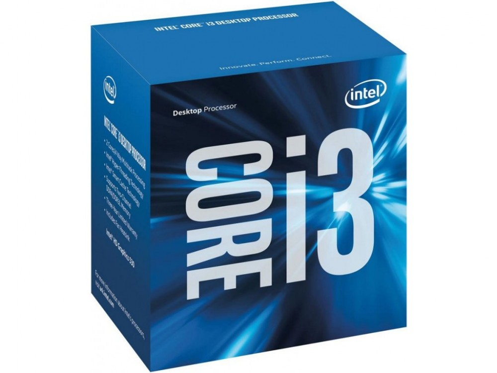 CPU Intel Core i3-10100 3.6GHz up to 4.3GHz / 4 Core 8 Thread / 6MB / UHD Graphics 630/Socket 1200