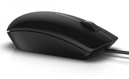 Mouse Dell Kit-Dell MS116 USB Optical Mouse