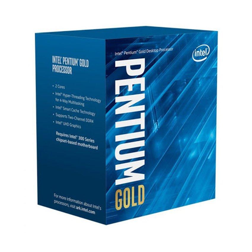 Intel Pentium G5420 3.8 GHz (2/4) / 4MB / Intelđ HD Graphics 630