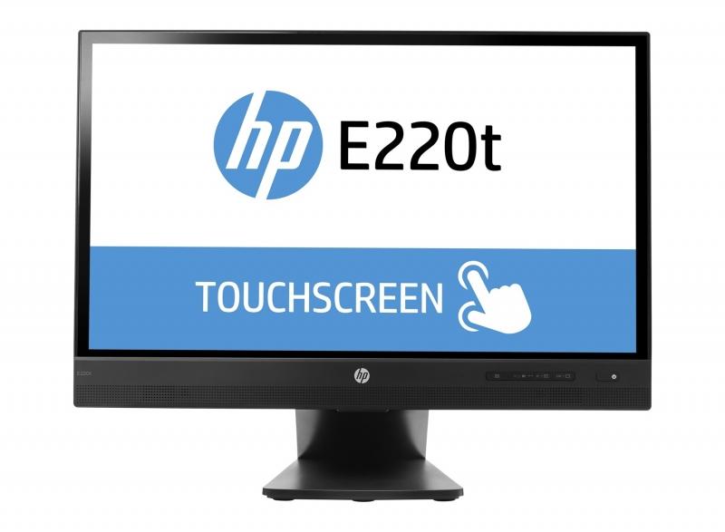 HP EliteDisplay E220t  Touch Monitor L4Q76AA