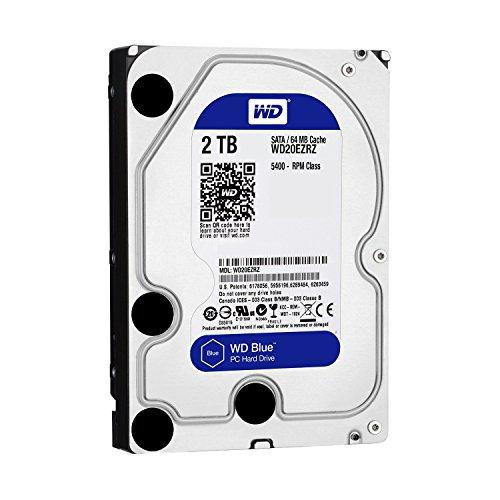 WD HDD Blue 2TB 3.5