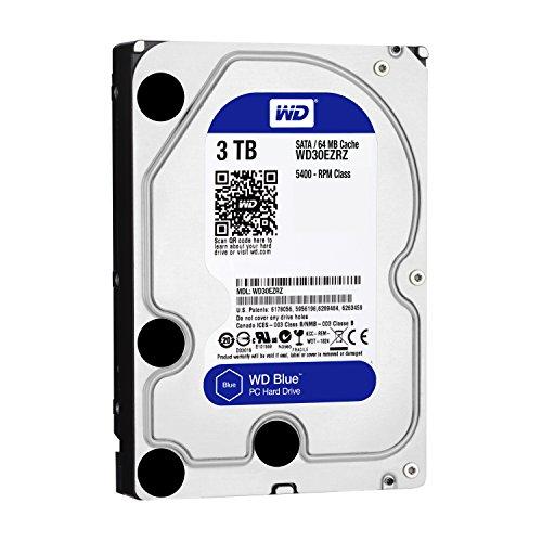 WD HDD Blue 3TB 3.5