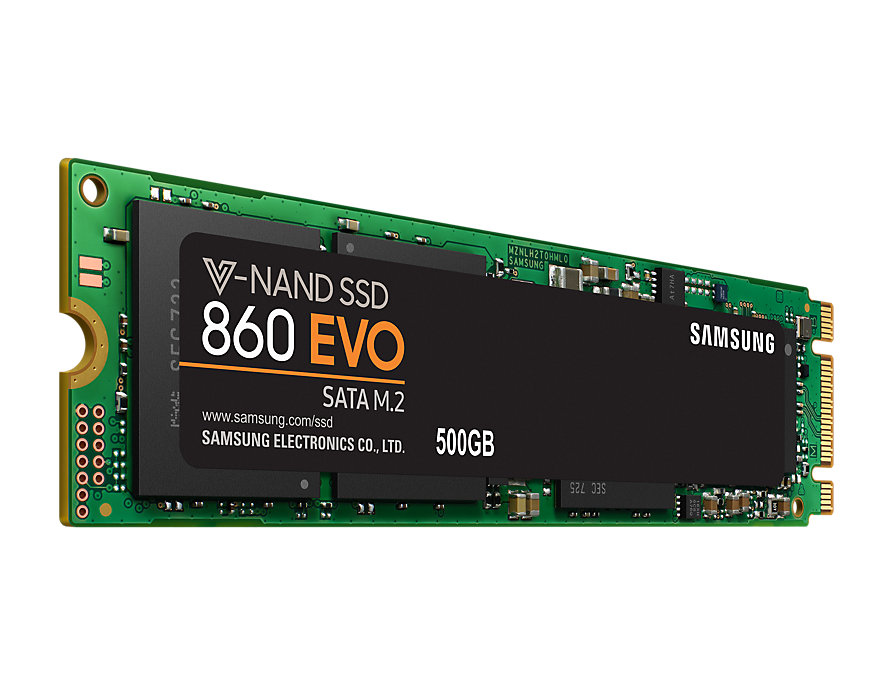 Samsung SSD 860EVO - 1TB- M2 2280