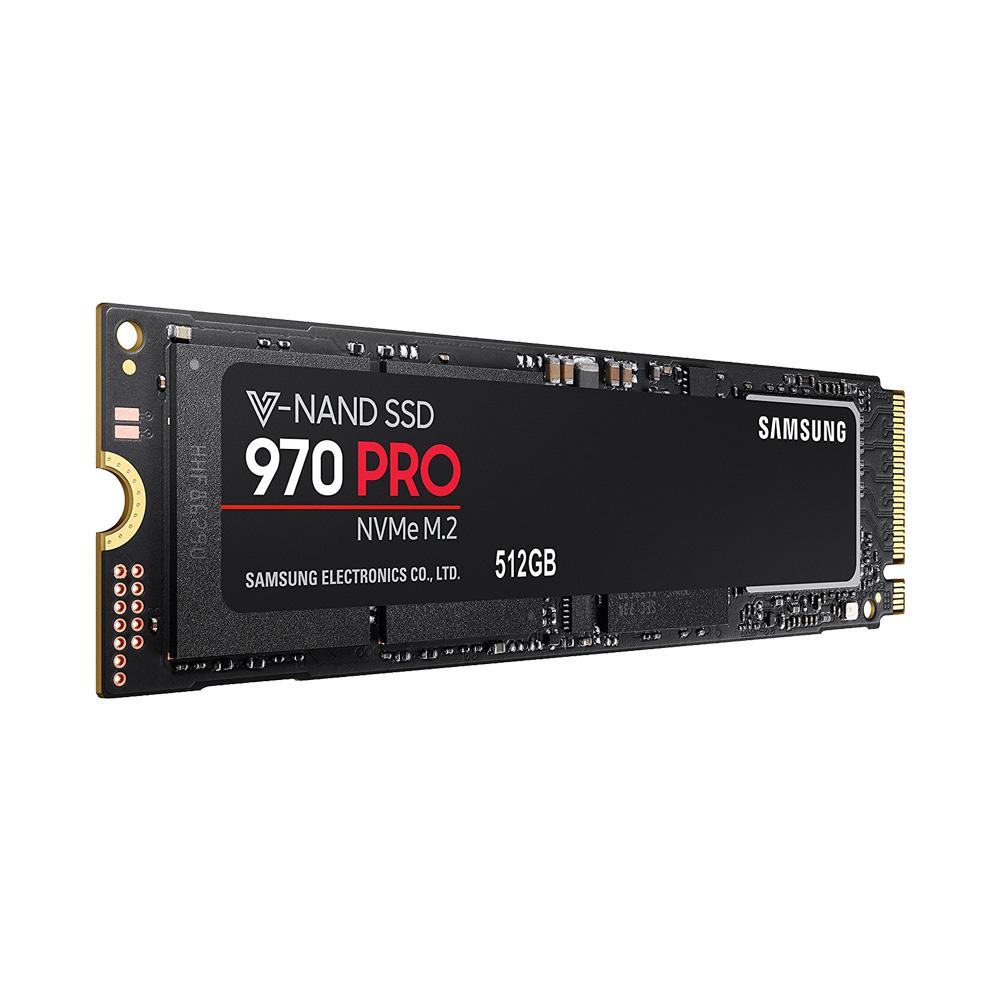 Samsung SSD 970PRO - 1TB - NVME
