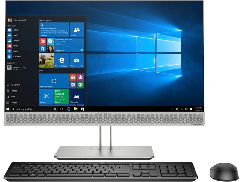 Máy tính để bàn HP EliteOne 800 G5 Non Touch AIO 8GC98PA