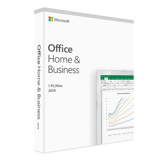 Office Home and Business 2019 English APAC EM Medialess T5D-03249
