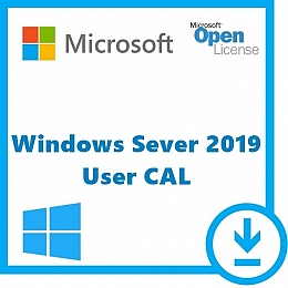 Windows Server CAL 2016 English 1pk DSP OEI 5 Clt User CAL  R18-05244
