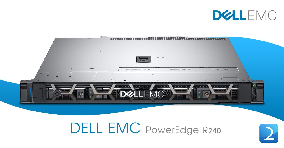 Dell PE R240(4x3.5