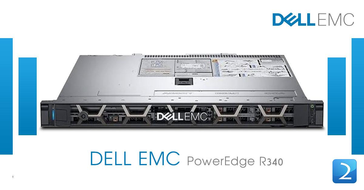 Dell PE R340 (4x3.5