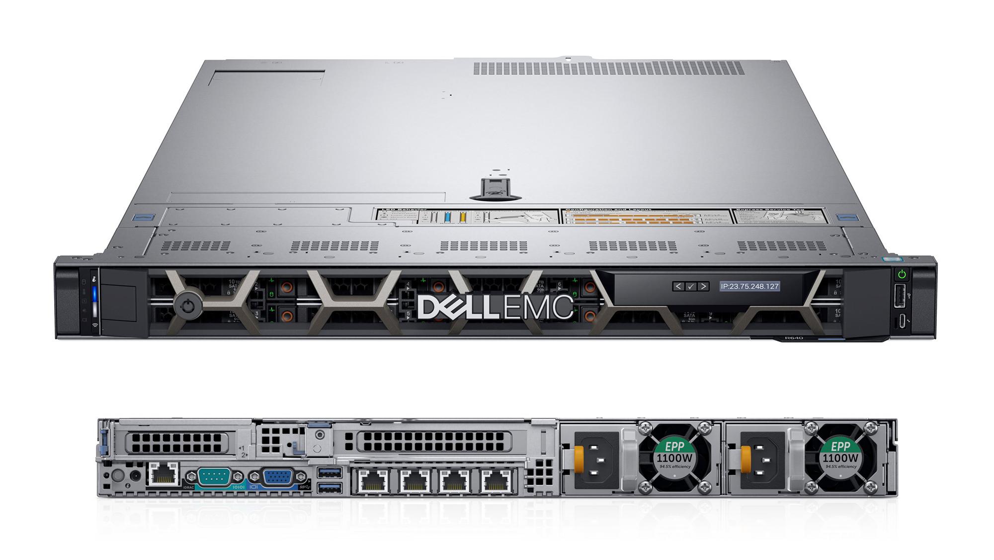 Dell PowerEdge R640 Rack Mount Server (8x2.5