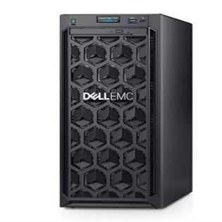 Dell PE T140 (Mini Tower)/E-2144G/8GB/2TB/DVDRW/BC5720 DP 1GB/iDRAC9 Ba/365W/3Yr Pro