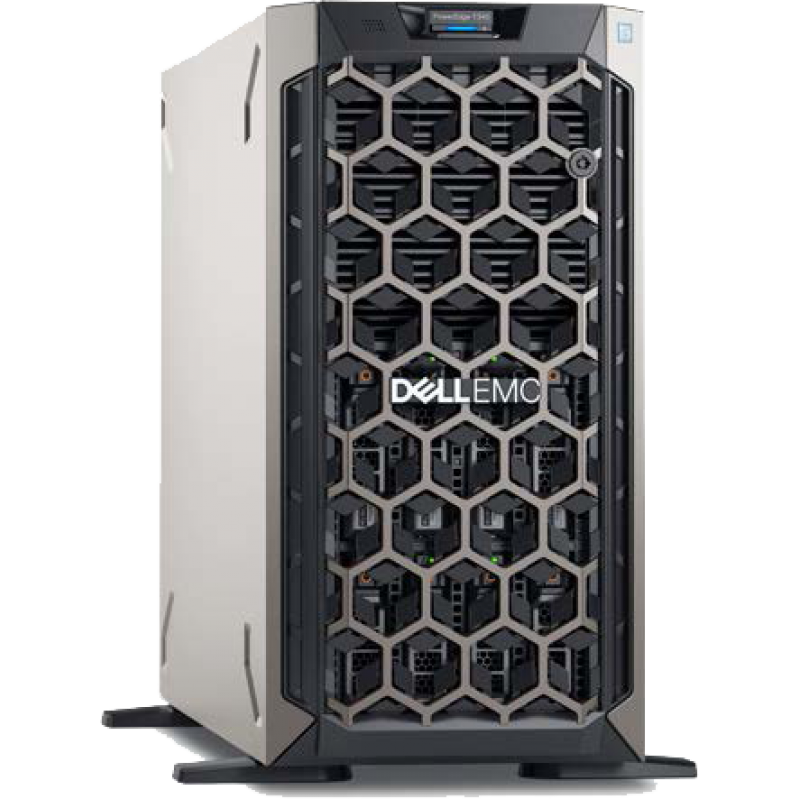 Máy chủ Dell PowerEdge T340 Server (8x3.5