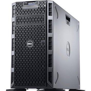 DELL PowerEdge T630, E5-2609v4 1.7GHz 8C, 8GB, 2TB, 8x3.5in, H730, DVD-RW, 2x1Gb, 2x750W