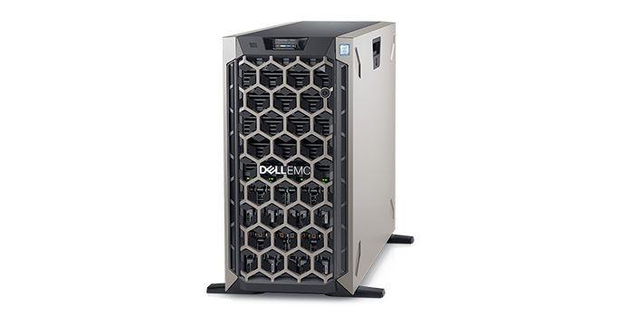 Dell PE T640 (8x3.5