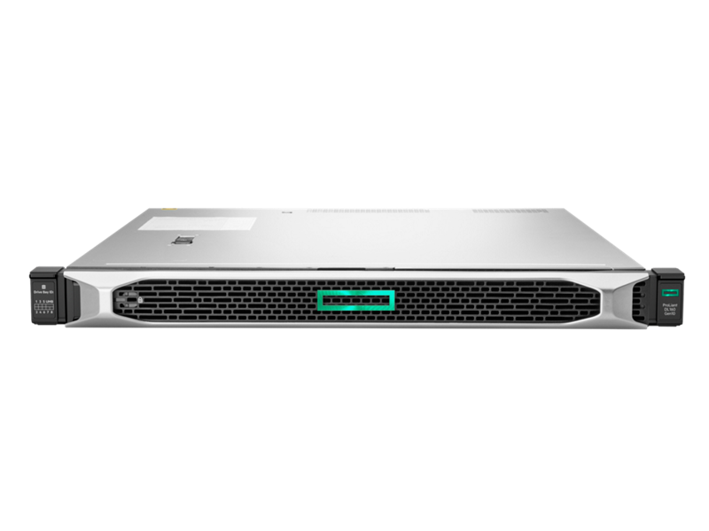 HPE ProLiant DL160 Gen10 4110 2.1GHz 8-core 1P 16GB-R S100i 8SFF 1x500W PS Server