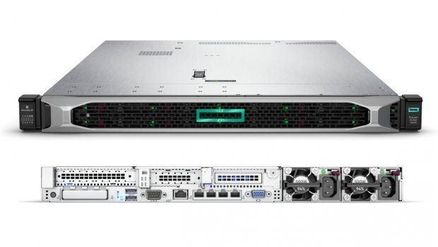 DL360 G10 S4114 2.2GHz 10C 1P, 16GB, 8SFF, P408i-a SAS/ SATA  non HDD, 500W