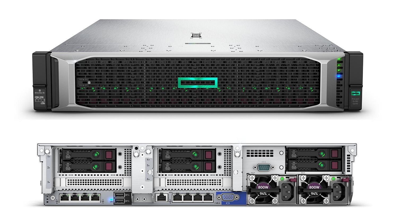 DL380 Gen10 Xeon Silver 4216 2.1GHz 1P 16C, 16GB, 8SFF, P408i-a SAS/SATA non-HDD, 1Gb 4-port 366FLR, 500W, 3Y WTY P19720-B21