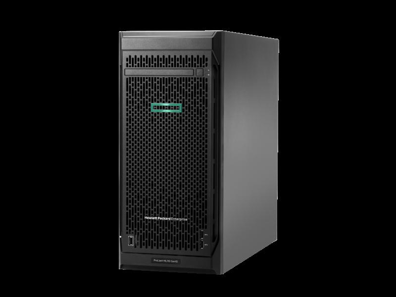 ML110 Gen10 4210 2.2GHz 10-core 1P 16GB-R E208i 4LFF Hot Plug 500W