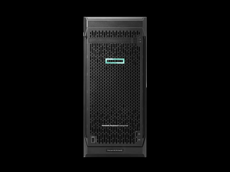 ML110 Gen10 3204 1.9GHz 6-core 1P 16GB-R E208i 4LFF Hot Plug 500W