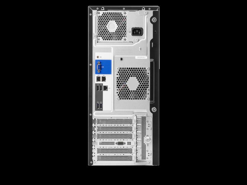 ML30 Gen10 4LFF Hot Plug/ E2124 (3.3GHz/4-core/71W)/ 16GB/ 2TB/ S100i/ 350W PS