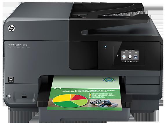 HP OJ Pro 8610 eAiO (A7F64A)