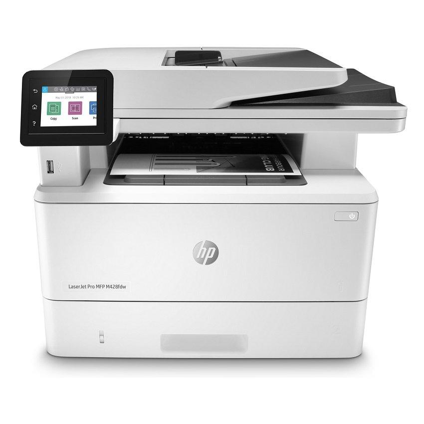 Máy in đa năng HP LaserJet Pro MFP M428fdw - W1A30A