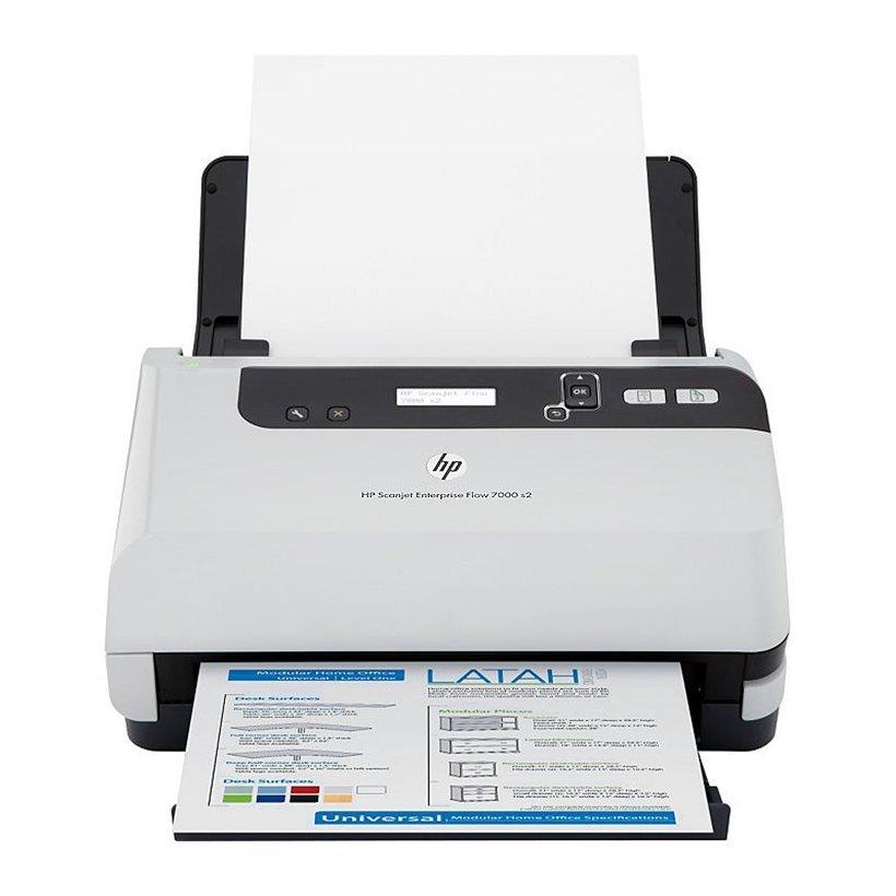 HP Scanjet Et Flow 7000 s2 Shtfd Scanner (L2730B)