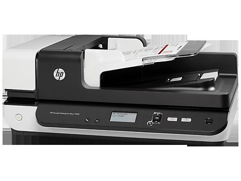 HP Scanjet Ent Flow 7500 Flatbed Scanner (L2725B)