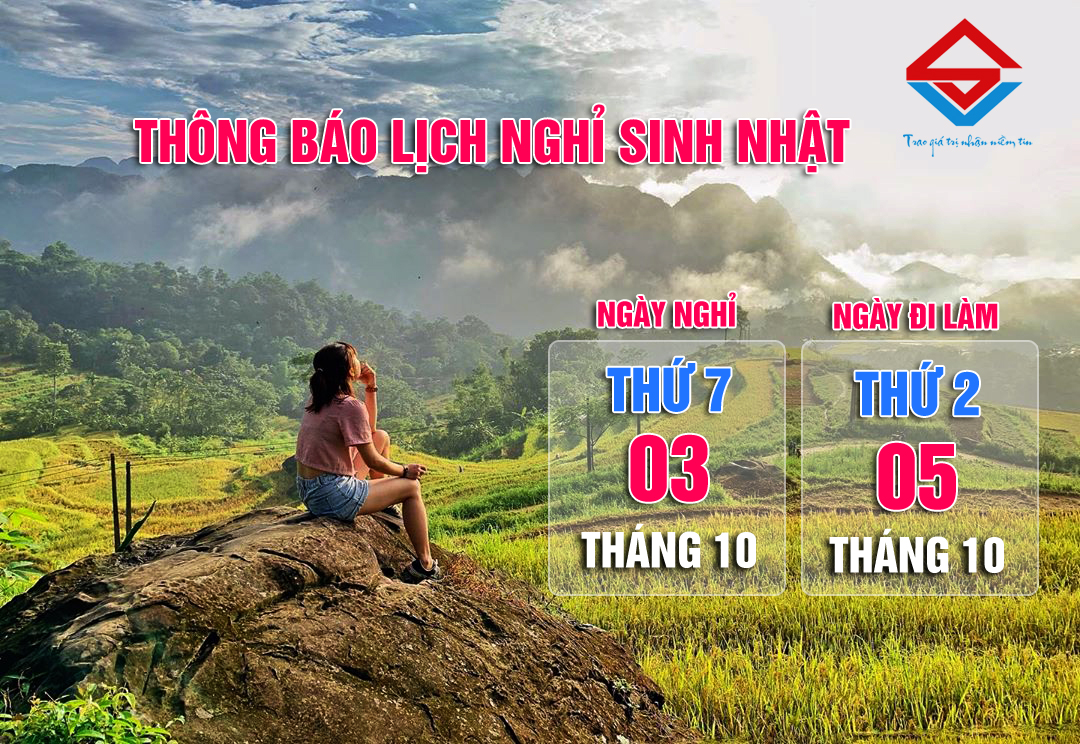 Siêu Việt thông báo lịch nghỉ chào mừng kỷ niệm sinh nhật lần thứ 16